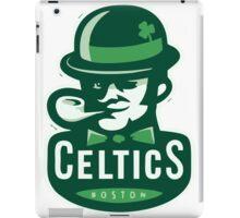 Basketball : Boston iPad Case/Skin