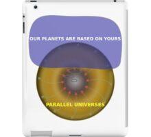 Parallel Universes - Assurant iPad Case/Skin