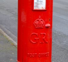 postbox Sticker
