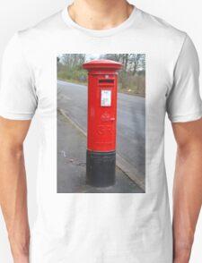 postbox Unisex T-Shirt
