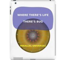 Parallel Universes - BUD iPad Case/Skin