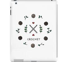 crochet iPad Case/Skin