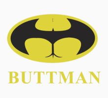 Buttman One Piece - Short Sleeve