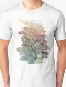 Silent watcher Unisex T-Shirt