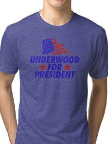 Underwood 2016 Tri-blend T-Shirt