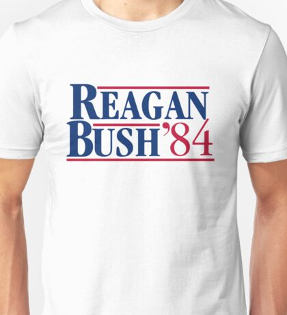 REAGAN Bush 1984 Unisex T-Shirt