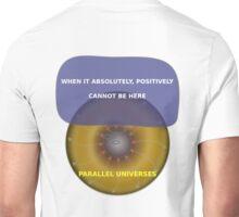 Parallel Universes - Fedex Unisex T-Shirt