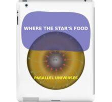 Parallel Universes - Hardees iPad Case/Skin