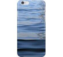 Building reflected in the water. iPhone Case/Skin