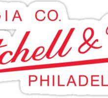 Mitchell & Ness Sticker