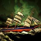 Has the Cutty Sark  Met It's Match by Dennis Melling