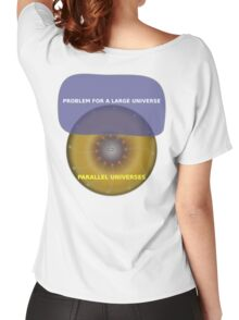 Parallel Universes - IBM Women's Relaxed Fit T-Shirt