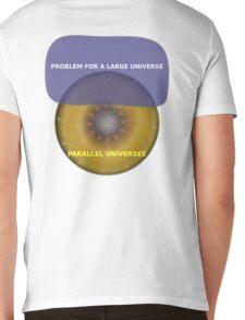 Parallel Universes - IBM Mens V-Neck T-Shirt