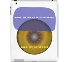 Parallel Universes - IBM iPad Case/Skin