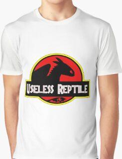 Useless Reptile Graphic T-Shirt