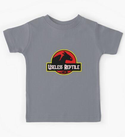 Useless Reptile Kids Tee