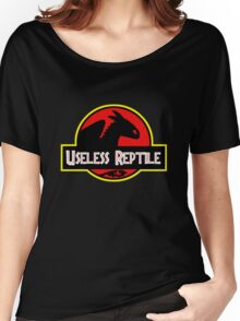 Useless Reptile Women's Relaxed Fit T-Shirt