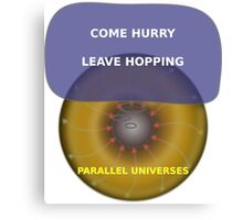 Parallel Universes - IHOP Canvas Print