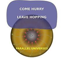 Parallel Universes - IHOP Photographic Print
