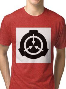 SCP BLACK SKY Tri-blend T-Shirt