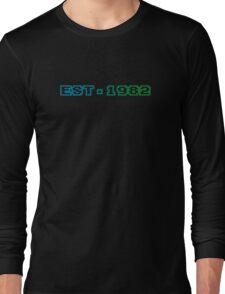 Est 1982 Long Sleeve T-Shirt