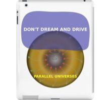 Parallel Universes - Jaguar iPad Case/Skin