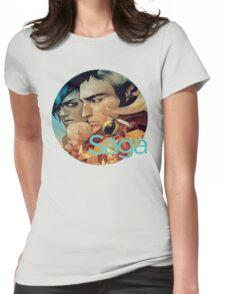 Saga Comic Skwad Womens Fitted T-Shirt