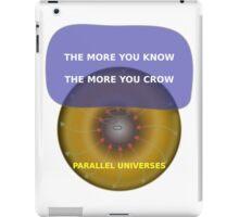 Parallel Universes - Kohls iPad Case/Skin