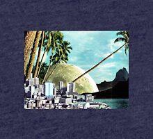 Paradise Lost, Vintage Collage Tri-blend T-Shirt
