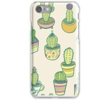 Cacti iPhone Case/Skin