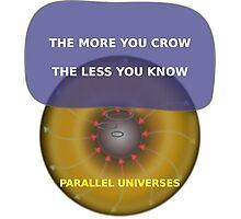 Parallel Universes - Kohls2 Photographic Print