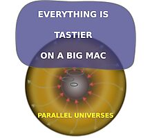 Parallel Universes - Mac Photographic Print