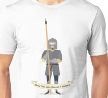 Medieval mercenary 6 Unisex T-Shirt
