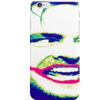 joker joke the shining  jack nicholson iPhone Case/Skin