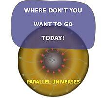 Parallel Universes - MS3 Photographic Print