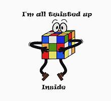 Twisted-Rubik's Unisex T-Shirt