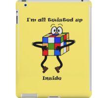 Twisted-Rubik's iPad Case/Skin
