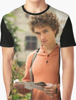 Tourist - Advertising Photography Graphic T-Shirt