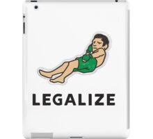Legalize Nick Diaz! iPad Case/Skin