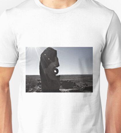 Light on stone Unisex T-Shirt