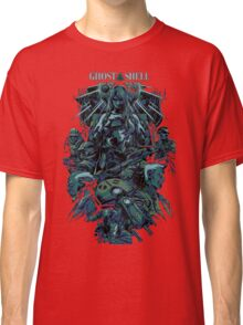 Ghost in the Shell by remi42 Classic T-Shirt