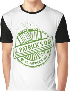 happy st patricks day Graphic T-Shirt