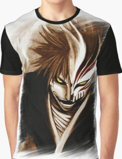 HOLLOW SMILE Graphic T-Shirt