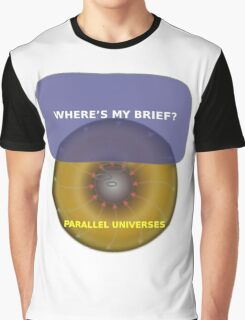 Parallel Universes - Wendys Graphic T-Shirt