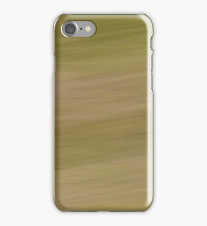 Macro Grass iPhone Case/Skin