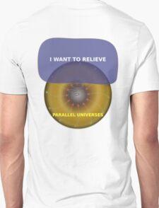 Parallel Universes - The X Files 2 Unisex T-Shirt