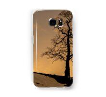Alston - Lone Tree Sunset Samsung Galaxy Case/Skin