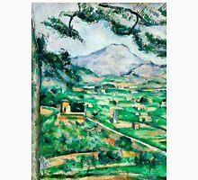 1887 - Paul Cezanne - Mont Sainte-Victoire Unisex T-Shirt