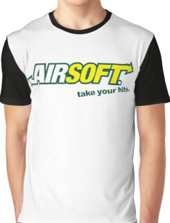 Airsoft - Take Your Hits  Graphic T-Shirt