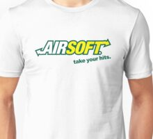 Airsoft - Take Your Hits  Unisex T-Shirt